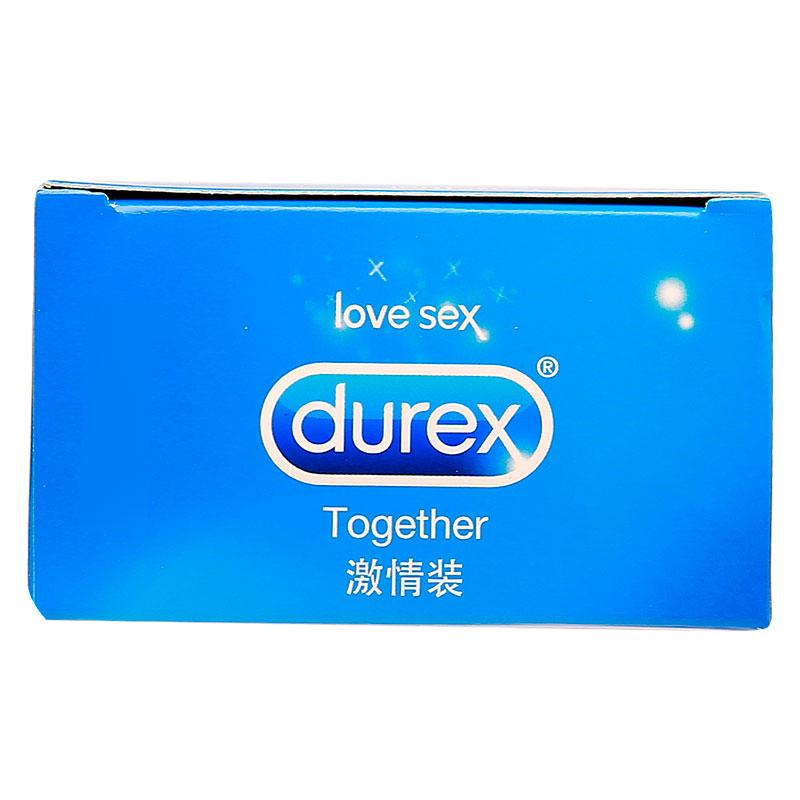 杜蕾斯 激情装避孕套