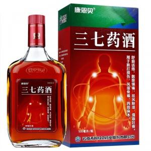 康恩贝 三七药酒 500ml/瓶