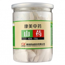 康美 山藥 150g/瓶