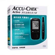 羅氏 血糖儀活力型 1臺儀器+1支采血筆
