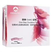伊健仕 排卵(LH)試紙 促黃體生成素檢測試紙(膠體金免疫層析法) 條型 30條/盒