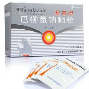 塞莱得 巴柳氮钠颗粒 0.75g*18袋