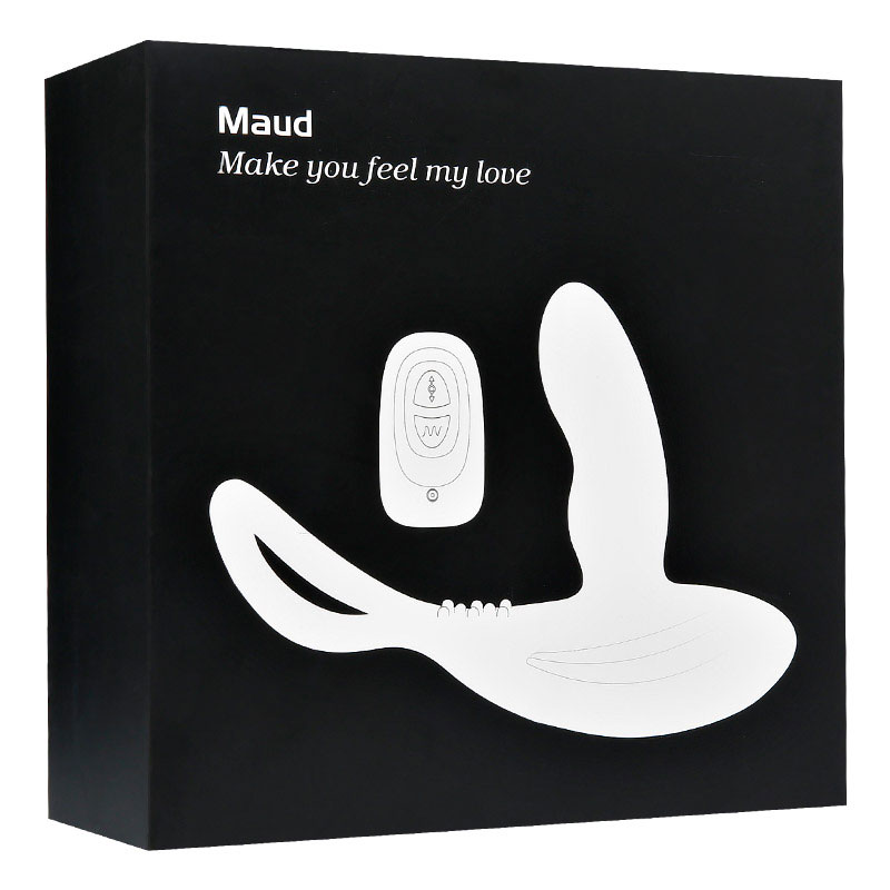 LEVETT Maud莫德前列腺按摩器 黑色