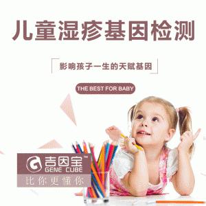 吉因宝 儿童湿疹基因检测 1次(厂家直发)