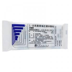 麦滋林 L-谷氨酰胺呱仑酸钠颗粒 0.67g*15袋
