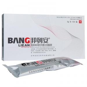 邦列安 高效单体银前列腺炎抗菌凝胶 3g*5支
