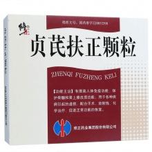 修正 貞芪扶正顆粒(含糖型) 15g*10袋