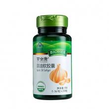 百合康 百合康牌蒜油软胶囊 60g(0.3g*200粒)