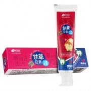 伊禧堂 甘草牙膏(草莓味) 70g