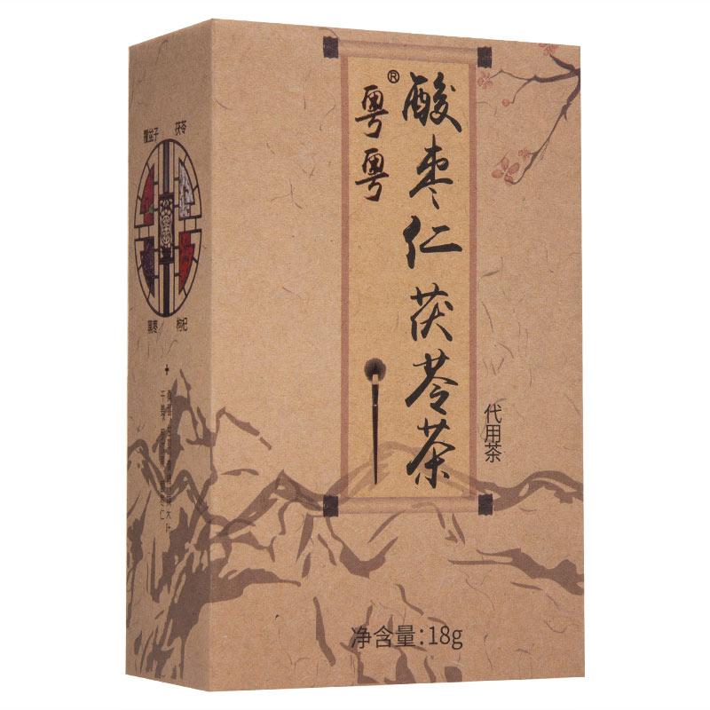 粤粤 酸枣仁茯苓茶(代用茶) 3g*6袋