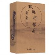 粤粤 玫瑰柠檬茶(代用茶) 3g*6袋