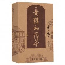 粤粤 黄精山药茶(代用茶) 18g(3g*6袋)