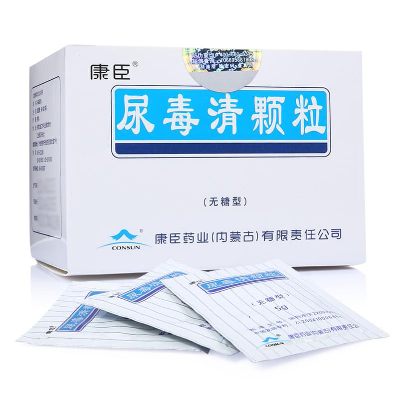 康臣 尿毒清颗粒(无糖型)