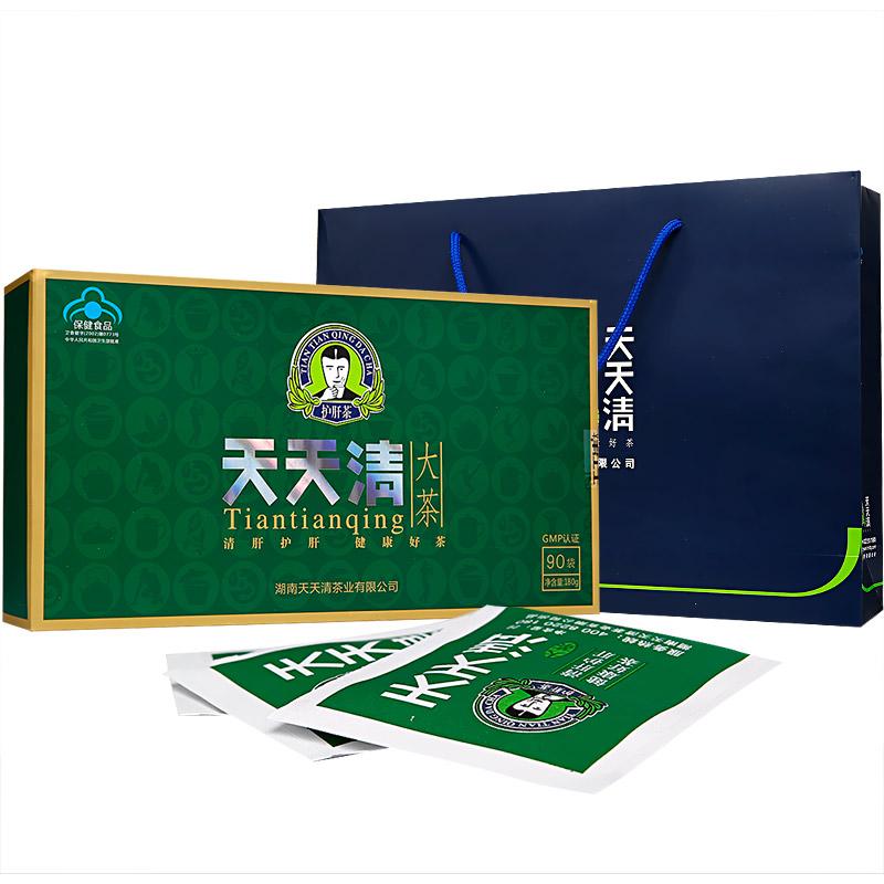 天天清 大茶(护肝茶) 180g(2g*90袋)