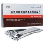 邦列舒 高效單質銀前列腺炎抗菌凝膠 4g*4支