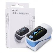 永康 指夾式脈搏血氧儀 YK-80C 藍色 1盒