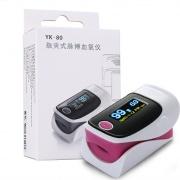 永康 指夹式脉搏血氧仪 YK-80C 粉色 1盒