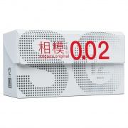 相模原创 日本相模原创0.02避孕套(标准码) 12片