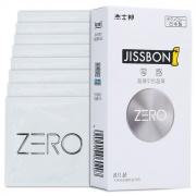 杰士邦 ZERO零感超薄避孕套 8只装
