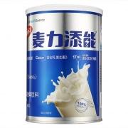 麥力添能 蛋白固體飲料(香草味) 動感藍 405g