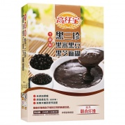 高纖寶 木糖醇黑三珍(黑米黑豆黑芝麻糊) 240g(30g*8小包)