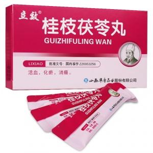 立效 桂枝茯苓丸 4g*6袋(10g/100丸)