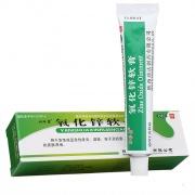 时珍康 氧化锌软膏 15%:20g