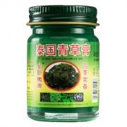 金臥佛牌 泰國青草膏 50g/瓶
