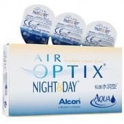 Alcon 视康水润型软性亲水接触镜月抛 3片装