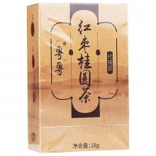粤粤 红枣桂圆茶(代用茶) 18g(3g*6袋)