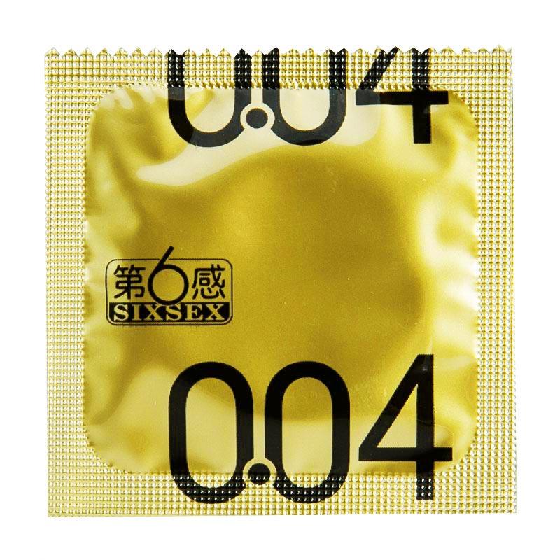 第6感 004幻隐薄避孕套