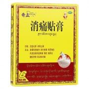 奇正 消痛貼膏 (2.5ml:1.2g)*6貼