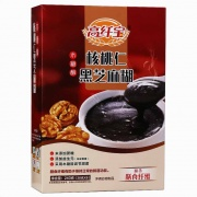 高纤宝 木糖醇核桃仁黑芝麻糊 240g(30g*8小包)