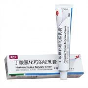康利宁 丁酸氢化可的松乳膏 20g