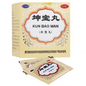 东方金宝 坤宝丸(水蜜丸) 50丸*10袋/盒
