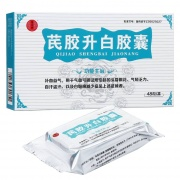 德昌祥 芪胶升白胶囊 0.5g*48粒/盒