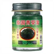金卧佛牌 泰国青草膏 50g/瓶