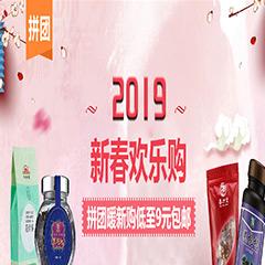 2019 新春欢乐购