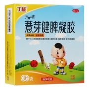 丁桂 薏芽健脾凝膠 10.6g*36袋