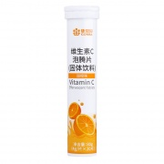 康恩贝 维生素C泡腾片(固体饮料) 甜橙味 80g(4g*20片)