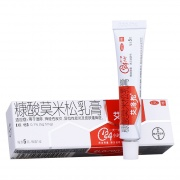 艾洛松 糠酸莫米松乳膏0.1%(5g:5mg)