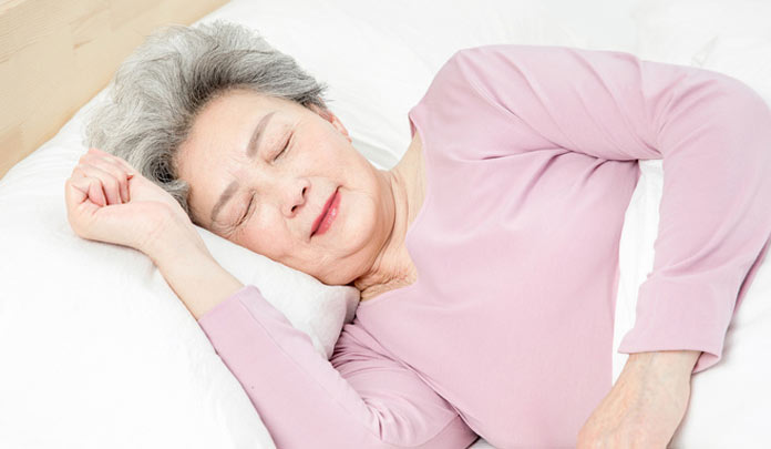 总是失眠多梦睡不好?8个穴位长按能助眠