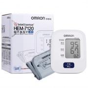 欧姆龙 上臂式电子血压计 HEM-7120 1台