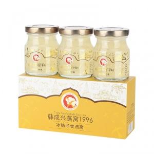 韩成兴 冰糖即食燕窝 70g*3瓶(厂家直发)