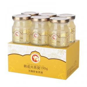 韩成兴 冰糖即食燕窝 70g*6瓶(厂家直发)