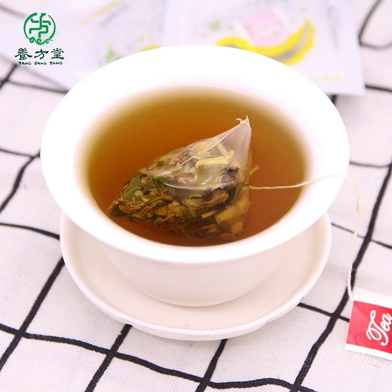 养方堂 一鸣茶青果桔红茶