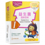 贝特晓芙 益生菌固体饮料 40g(2g*20袋)