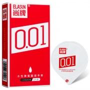 尚牌 0.01水性聚氨酯避孕套 光面W55mm 3片