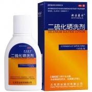 新亞喜樂 二硫化硒洗劑 2.5%:100g