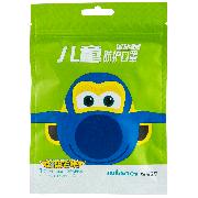 Winner稳健医疗 儿童PM2.5防护口罩 随弃式(呼气阀型) 9.3cm*10.9cm(±2cm)*1只
